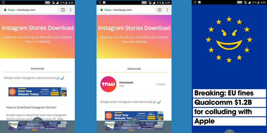 Storiesig Review: Watch Instagram stories anonymously