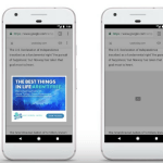 insert ads within the post content in AMP