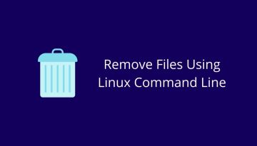 How to Remove Files Using Linux Commands