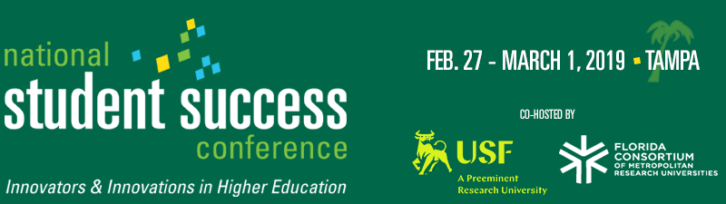 National Student Success Conference: Innovators and Innovations in Higher Education
