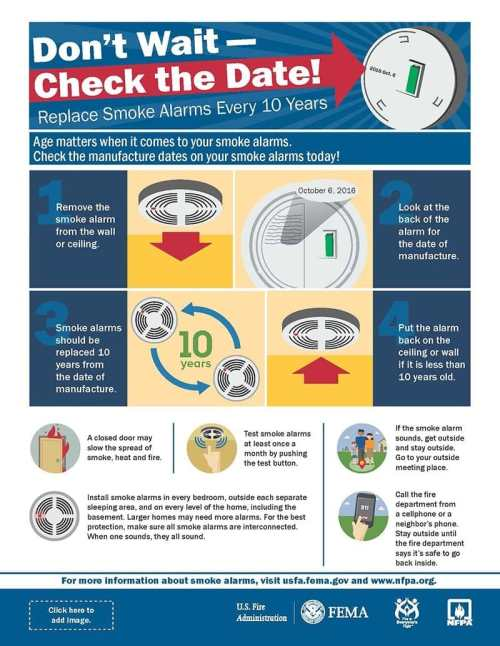 small resolution of check the date smoke alarm infographic