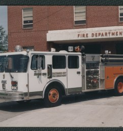 1973 ward lafrance pumper [ 2500 x 1719 Pixel ]