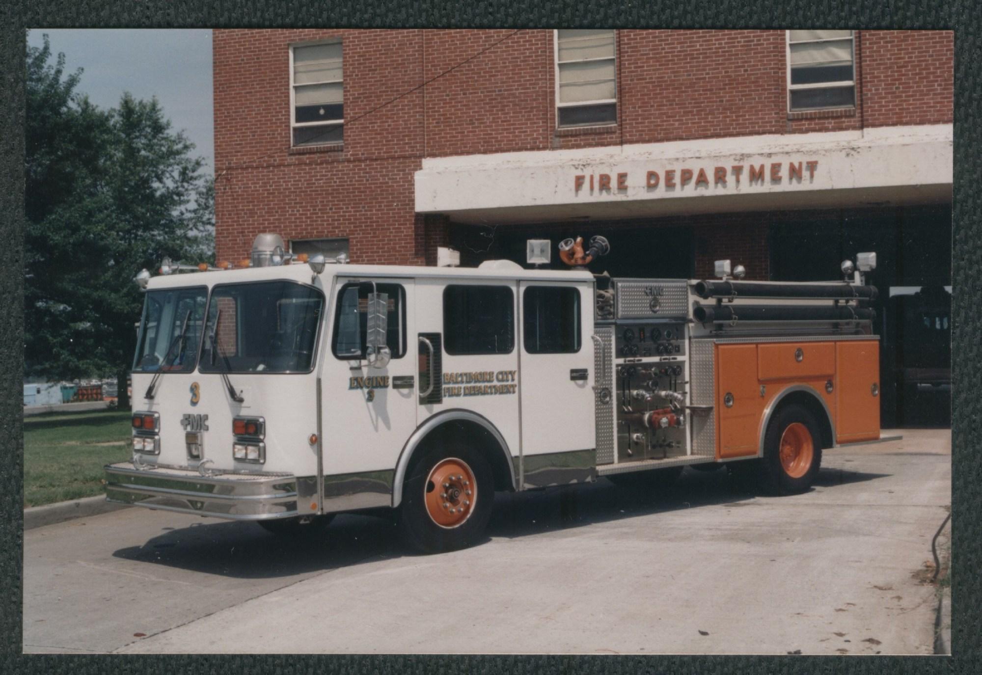hight resolution of 1973 ward lafrance pumper