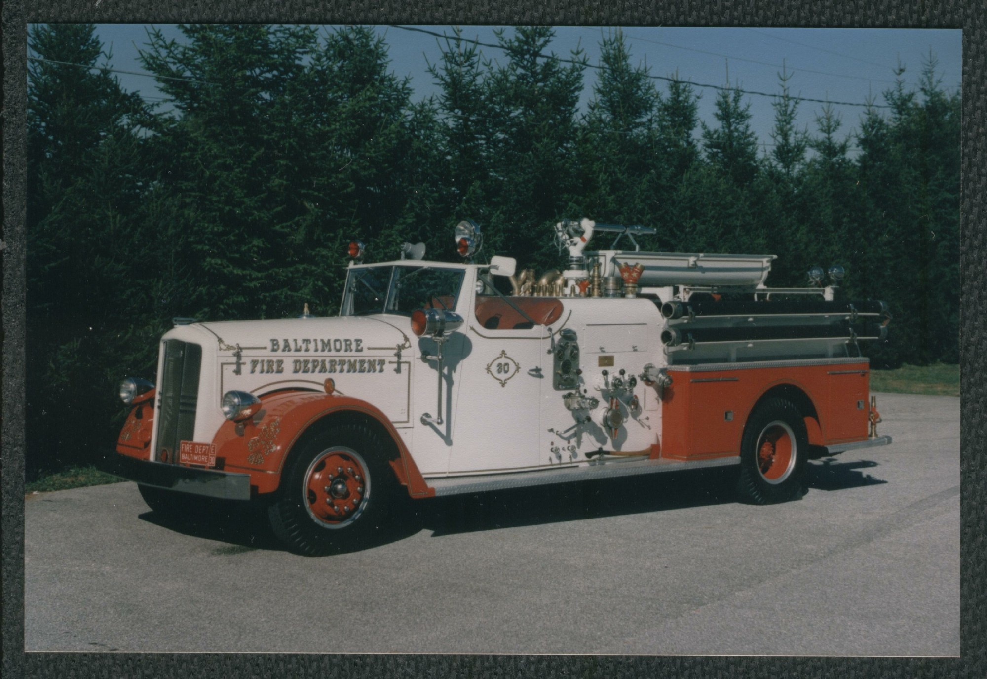 hight resolution of 1973 american lafrance pacemaker pumper