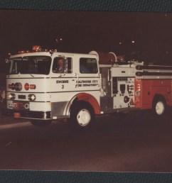 1973 ward lafrance pumper [ 2500 x 1798 Pixel ]