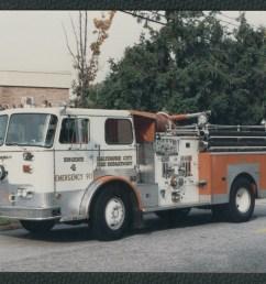 1973 ward lafrance pumper [ 2500 x 1740 Pixel ]
