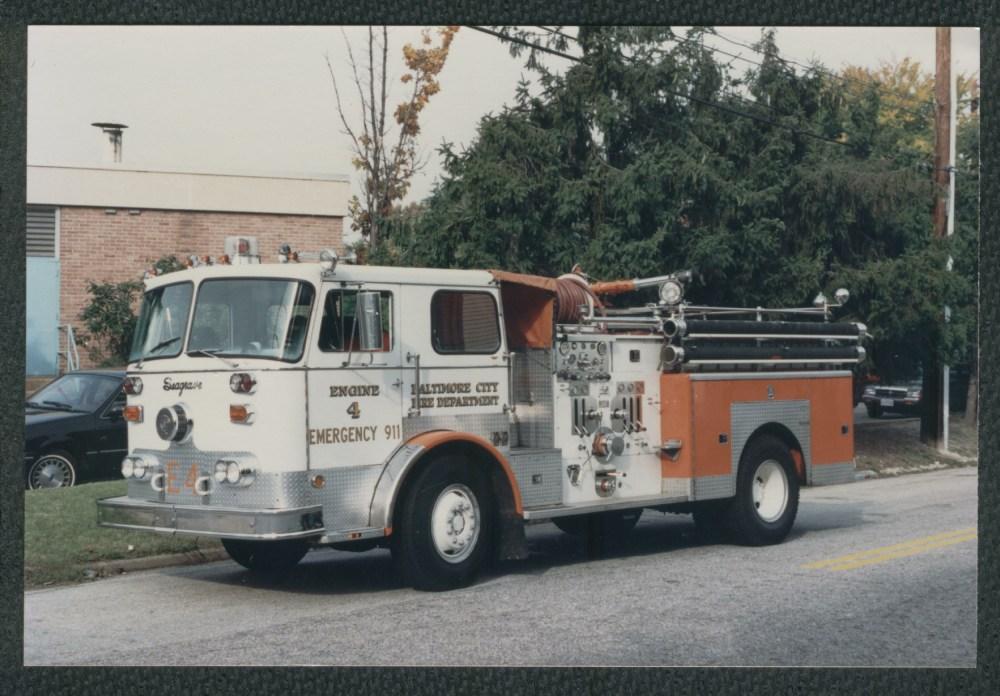 medium resolution of 1973 ward lafrance pumper