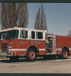 engine 5 1993 pierce saber pumper [ 2500 x 1736 Pixel ]