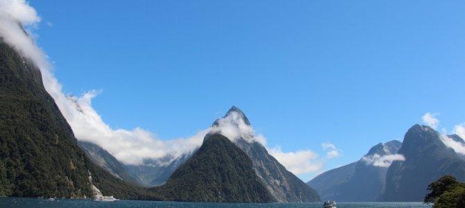 Det spektakulære Milford Sound
