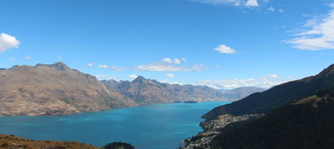 Adventure capital of the world – Queenstown