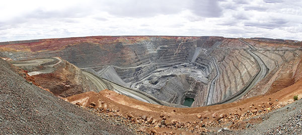 top 10 gold producing countries australia gold mine pit
