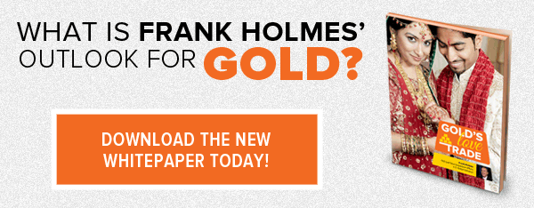 gold love trade whitepaper frank holmes