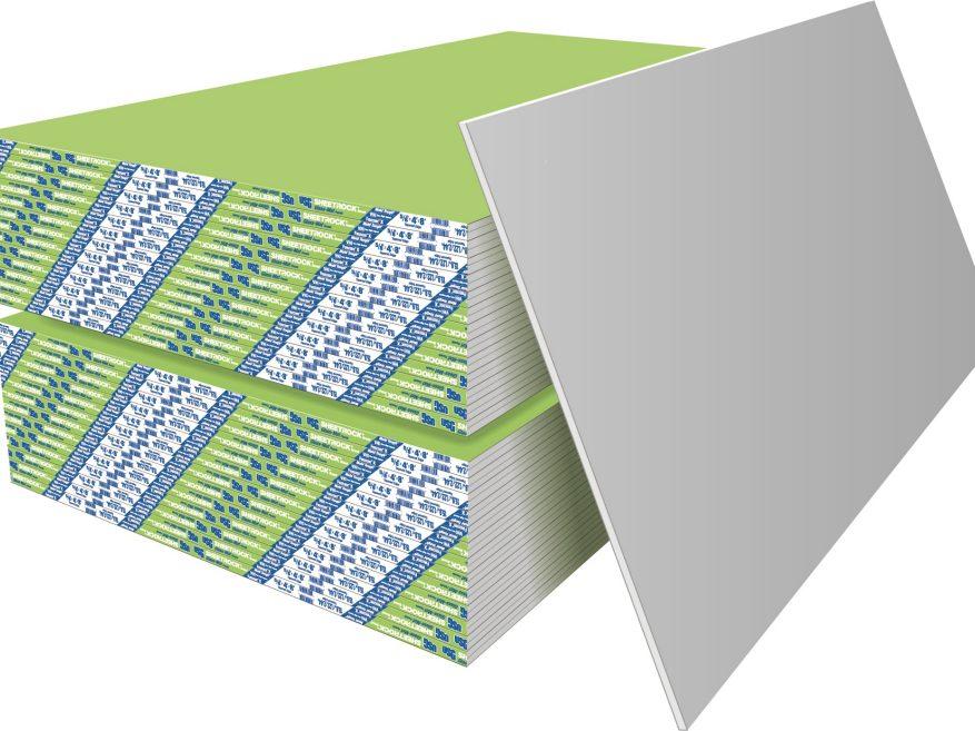 sheetrock brand glass mat panels mold