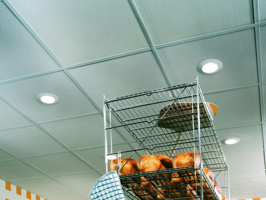 sheetrock brand lay in gypsum ceiling
