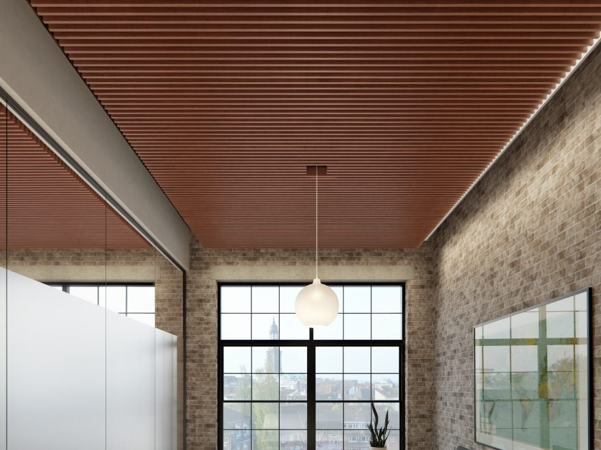 USG  Home Products Ceilings Ceiling Tiles  Panels Wood Panels True Wood Grilles