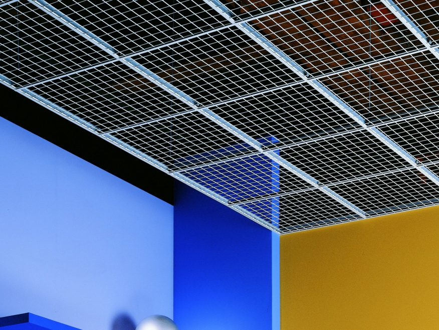 WireWorks OpenCell Ceiling Panels