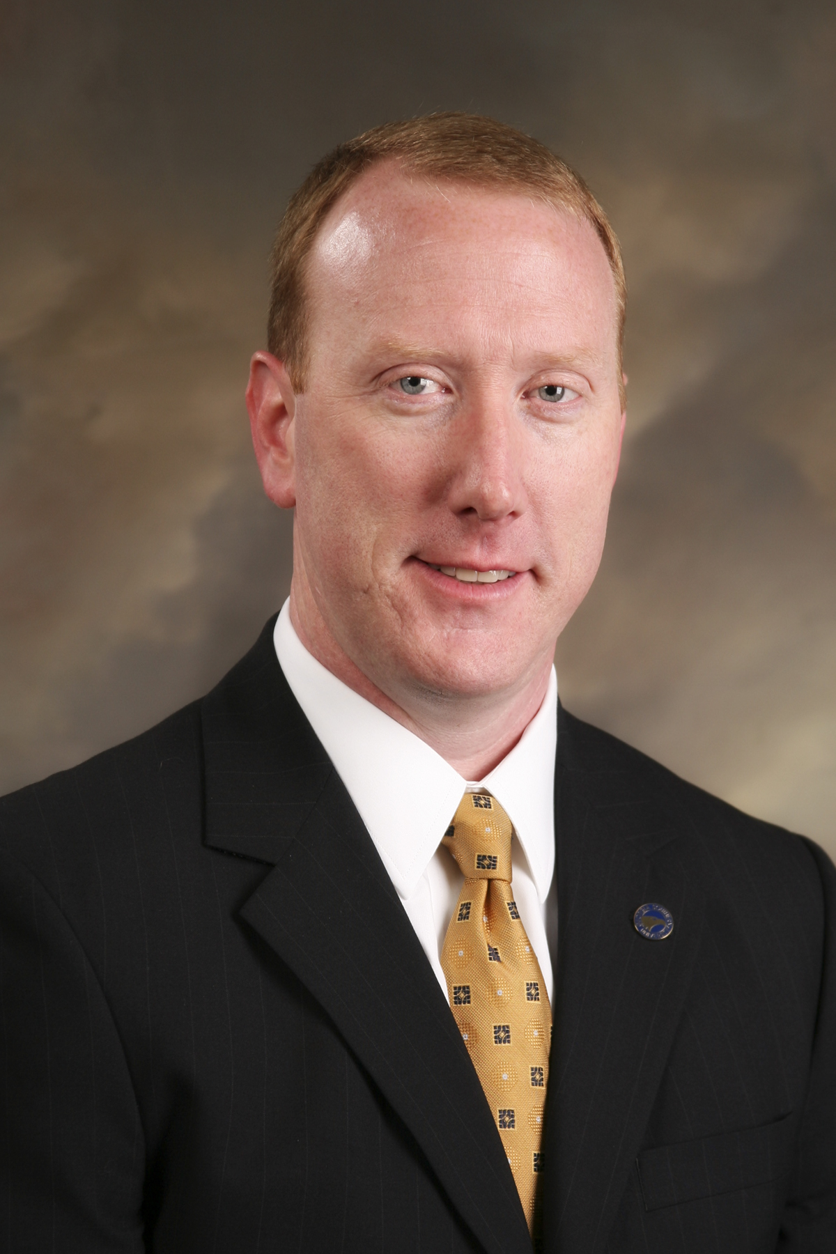 Charles Patterson Named Interim President of Georgia