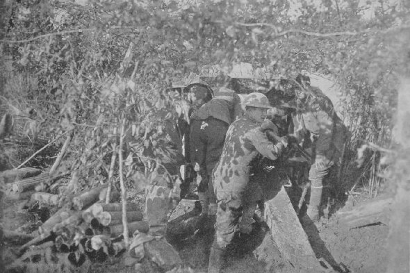 ForwardMarch a photographic memorial of World War I
