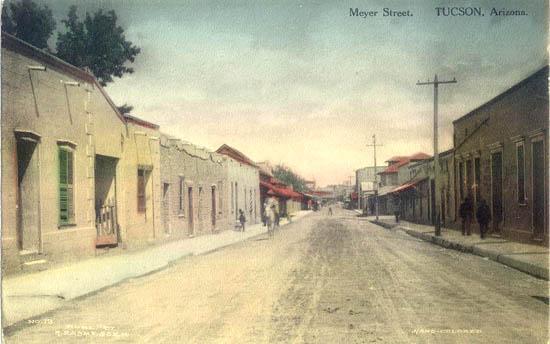 Penny Postcards From Pima County Arizona