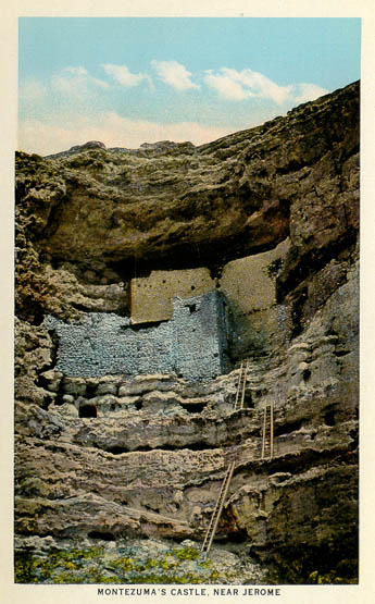 Penny Postcards from Yavapai County Arizona