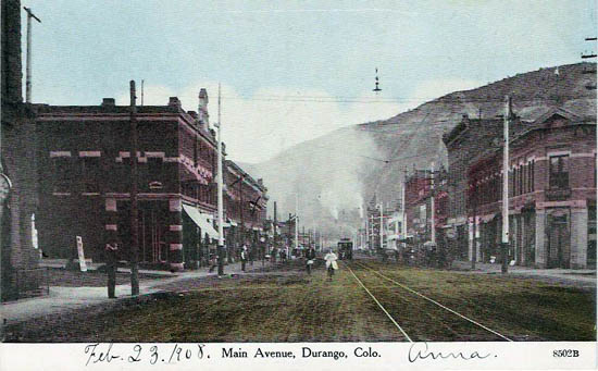 Penny Postcards from La Plata County Colorado