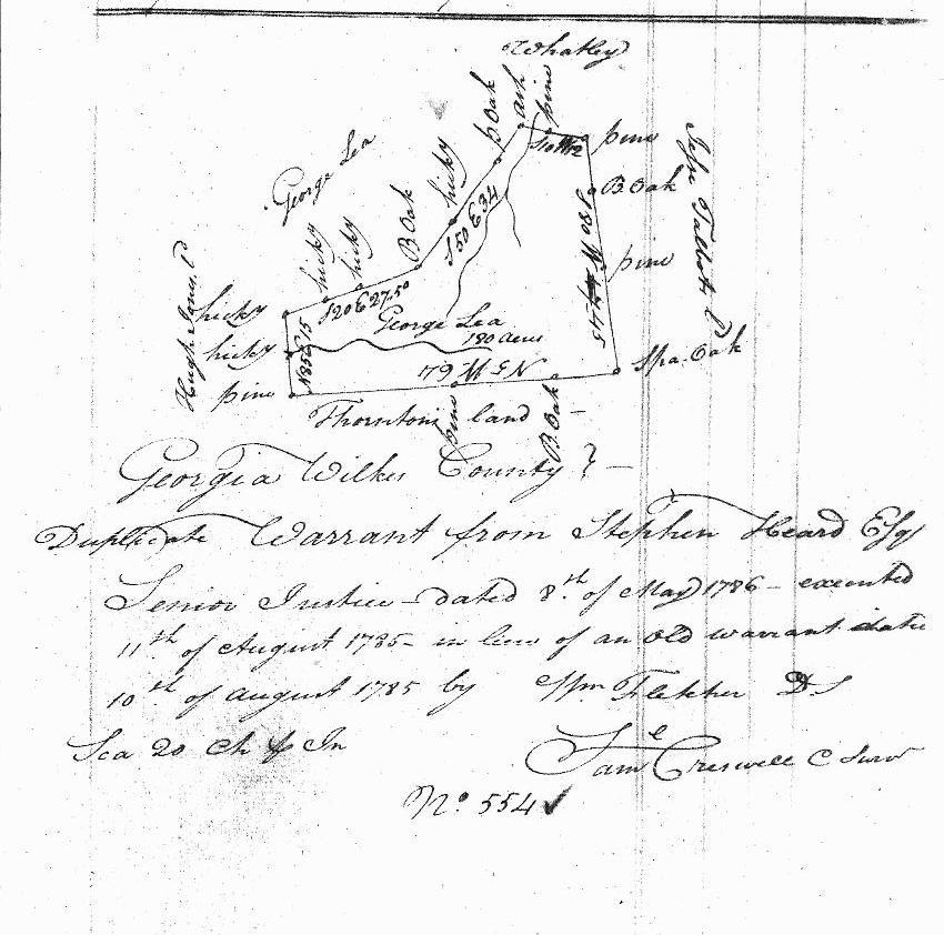 Wilkes County Georgia USGenWeb Archives