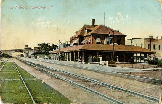 Penny Postcards from Kankakee County Illinois