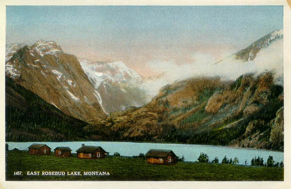 Penny Postcards from Carbon County Montana
