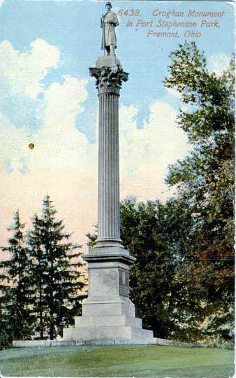Penny Postcards From Sandusky County Ohio