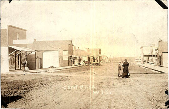 Penny Postcards from Polk County Wisconsin