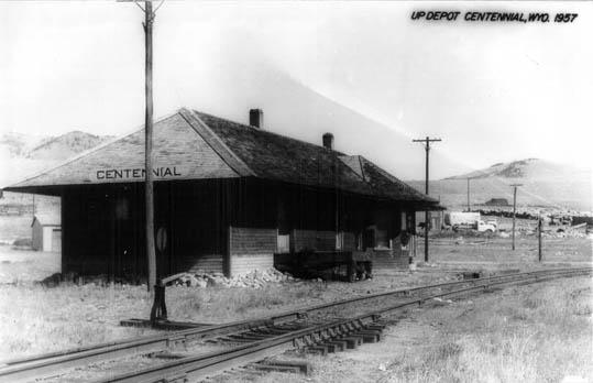 Penny Postcards from Albany County Wyoming