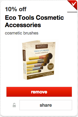 graphic relating to Ecotools Printable Coupon titled Printable discount coupons: $2.00 off EcoTools brush AND $3.00 off