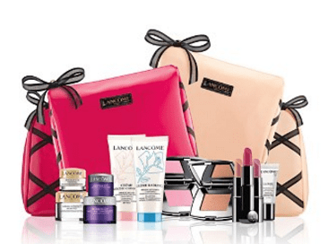 Lancome gift with purchase - 7 pcs with $39.5 purchase | Gift With ...