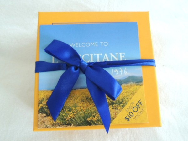 My LOccitane Free Gifts With No Purchase Necessary