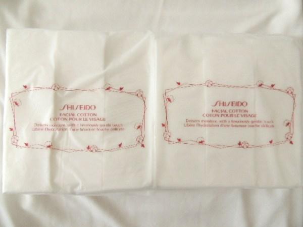 Shiseido Facial Cotton.JPG