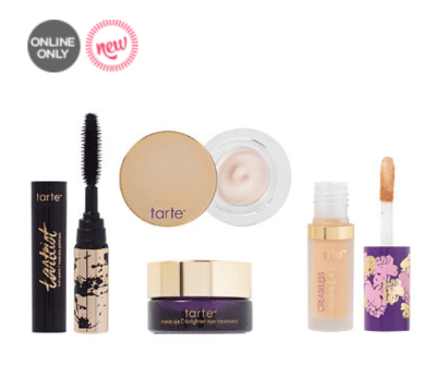 Ulta FREE 4 Pc Tarte Gift3 Options With 50 Purchase MORE