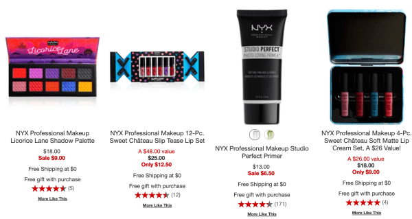 Department Stores deals roundup – Estee Lauder/Clinique/Lancome/Shiseido GWP + Bloomingdale's $15 off $150 beauty + Lord and Taylor 15% off beauty