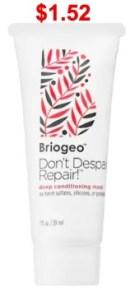 Briogeo discount code