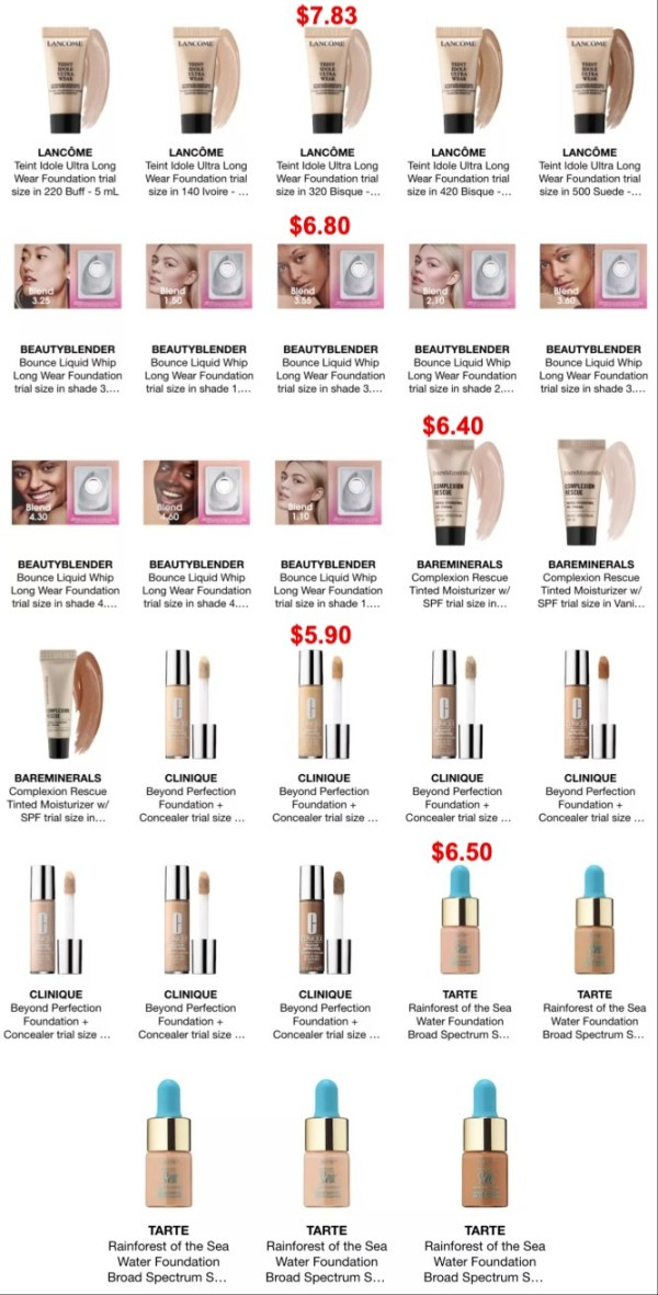 Sephora gift with purchase update 8/11 - 2 new codes + MORE - Gift