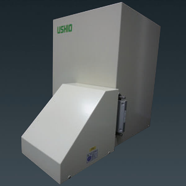 Step-Wise Irradiation Controlled Light Source Units