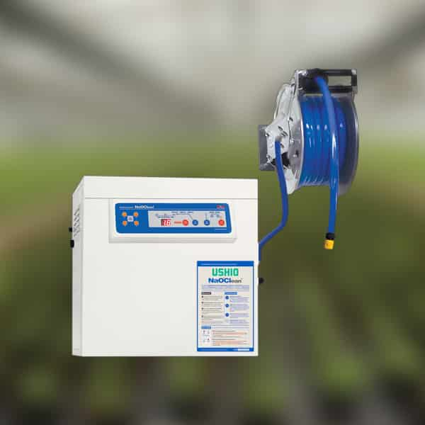 NaOClean® Electrolyzed Organic Water Treatment for Plants