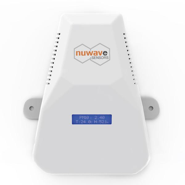NuWave TD40 Wireless Particle Monitor | Ushio America, Inc