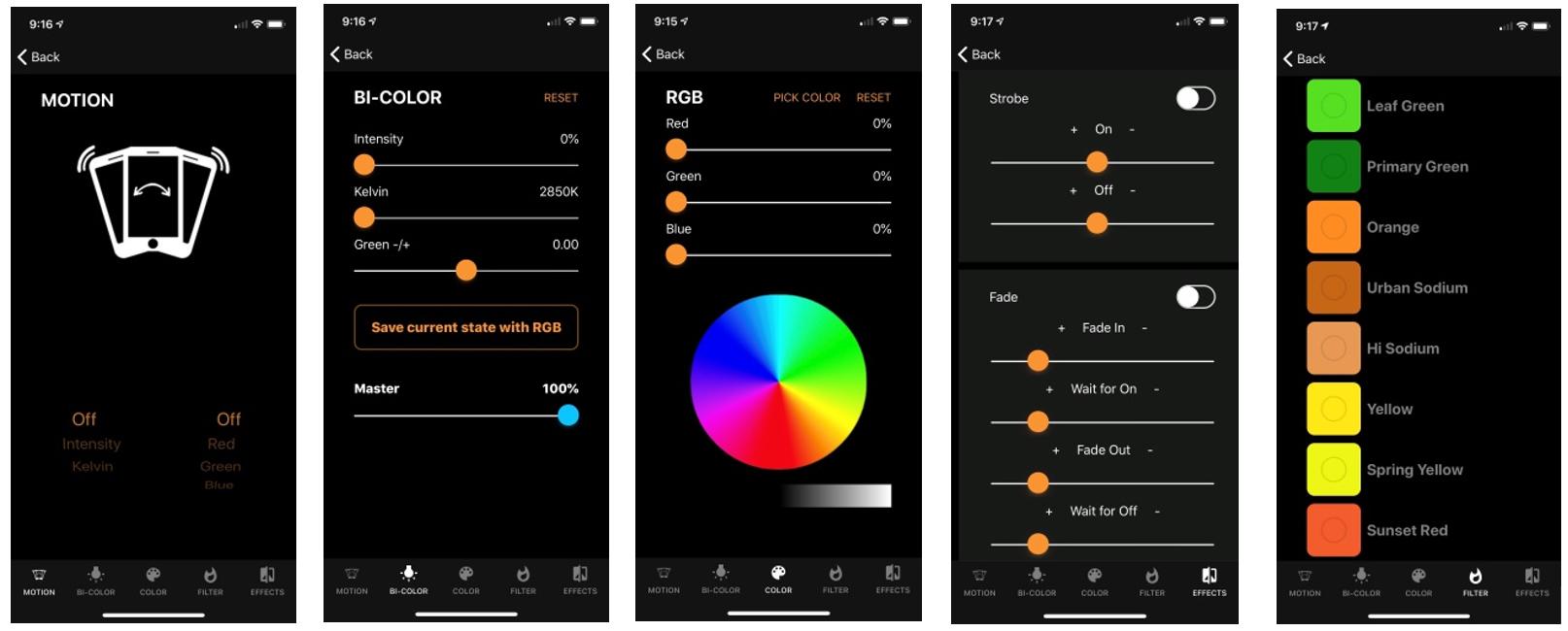 ALL-IN Mobile App