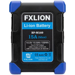 Fxlion Bump Protection Battery Series BP-M160