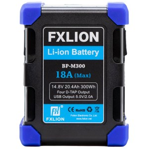 Fxlion Bump Protection Battery Series BP-M300