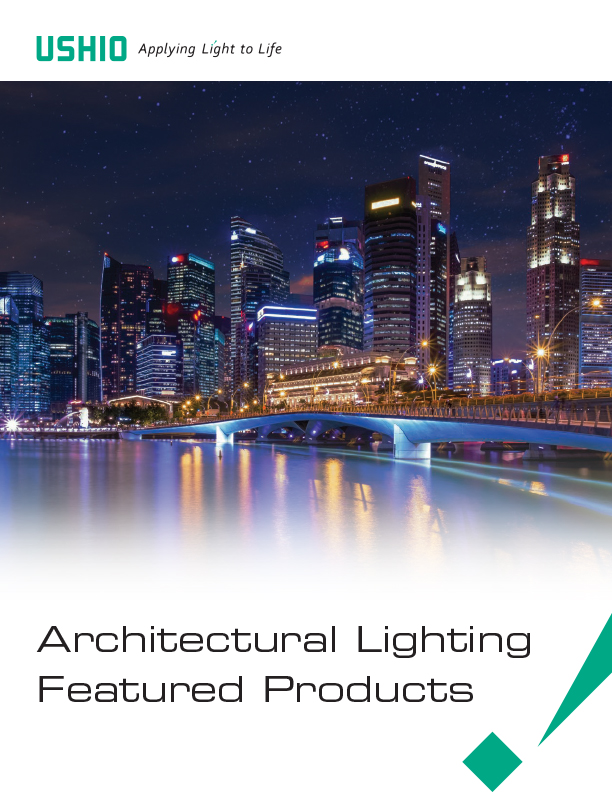 Architectural Lighting Featured Products Brochure