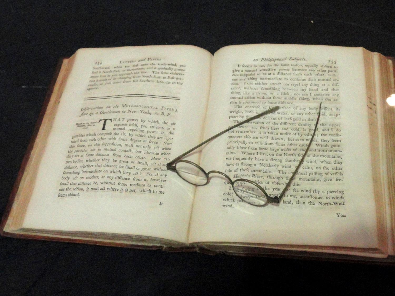 Ben Franklin S Inventions Bifocals