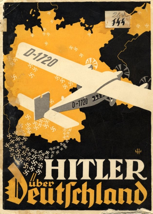 Josef Berchtold Hitler ber Deutschland Hitler over Germany  Media  United States Holocaust