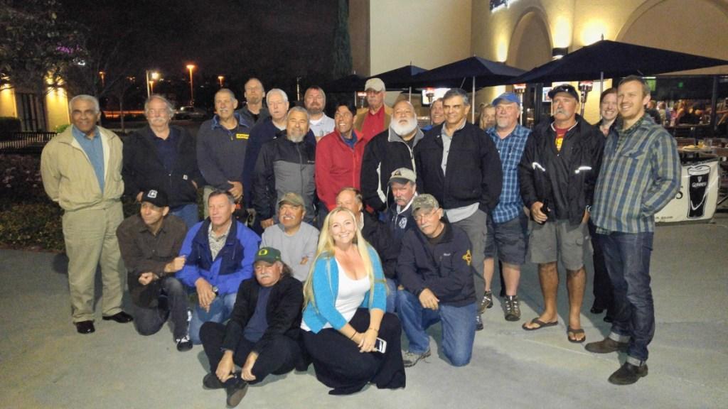 The 2016 Hotshot Reunion; San Diego, CA