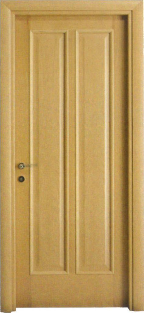 Usa de interior din lemn model A26